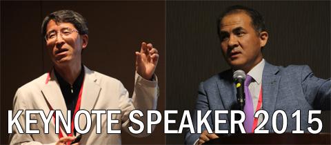 Keynote Speakers – 2015